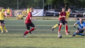 Minifutbola čempionātā līderos New Project un FK 02