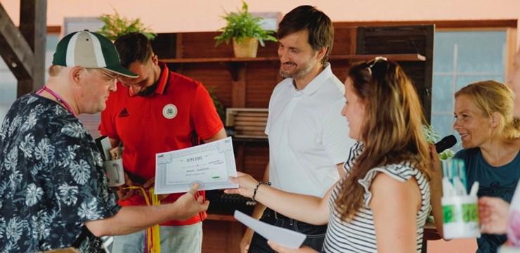 LFF piedalās sociālās atbildības pasākumā Ogrē