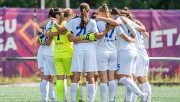 Rīgas Futbola skola aizvadīs Čempionu līgas pirmās kārtas spēles