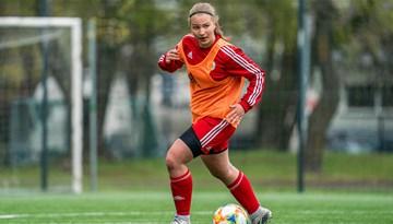 Latvijas WU-17 izlase gatavojas treniņnometnei