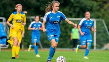 Rīgas Futbola skola iekļūst kausa finālā