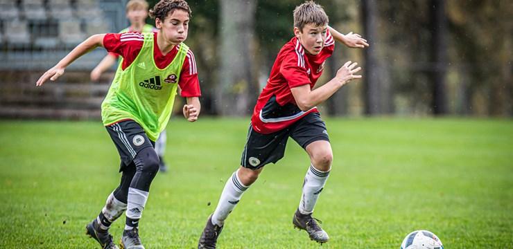 Šonedēļ startē LFF Futbola akadēmijas sezona