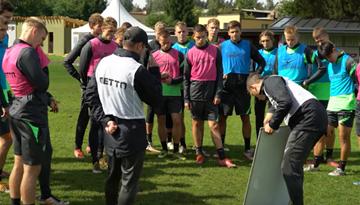 Video: UEFA izvērtē LFF darbu treneru izglītošanā