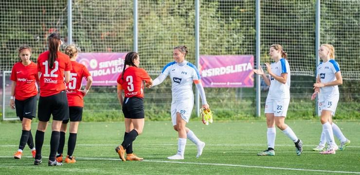 Rīgas un Liepājas duelis arī sieviešu kausa finālā