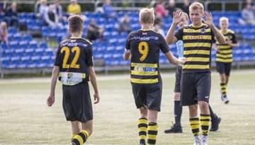 Rīgas čempionātā priekšlaikus triumfē Babītes SK