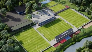 Valdlaučos top Latvijā lielākais privātais sporta komplekss