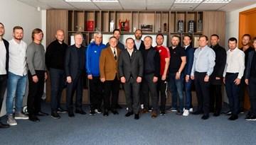 UEFA-PRO kategoriju saņem 14 vietējie speciālisti